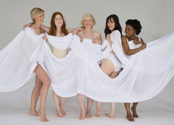 QUEL EST VOTRE POINT FORT PHYSIQUE ? LA CAMPAGNE DOVE OUVRE LES YEUX SUR LES ATTRAITS FEMININS