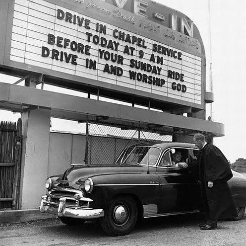 Une image du Bronx dans les années 50.