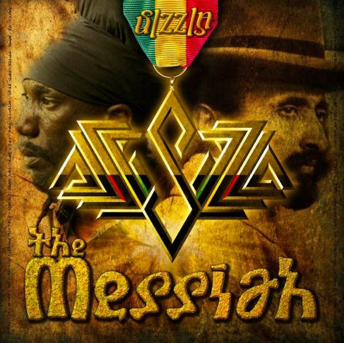 LE NOUVEL ALBUM DE SIZZLA KALONJI SE NOMME 'THE MESSIAH'
