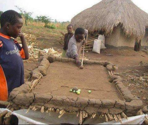 Billard africain