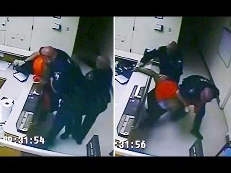 """DES POLICIER LICENCIES APRES QU'UNE VIDEO LES MONTRE EN TRAIN DE FRAPPER UNE FEMME - Keyarika """"Shea"""" Diggles"""