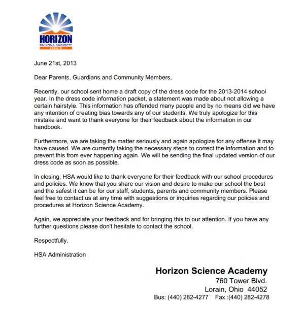 UNE ECOLE BANNIE LES AFRO PUFFS ET LA REACTION DES PARENTS RENVERSE LE REGLEMENT (Horizon science academy)