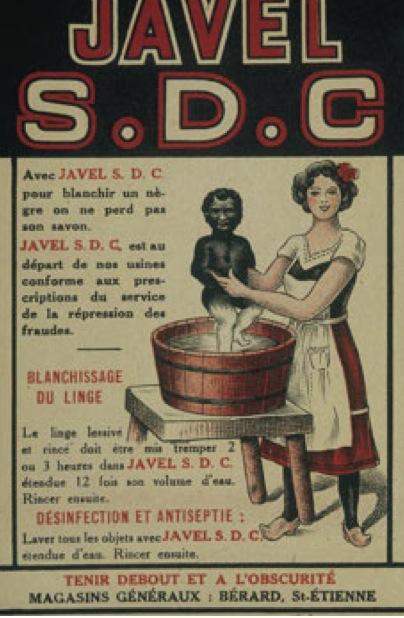 LES PUBLICITES LES PLUS RACISTES ET SEXISTES DE L'HISTOIRE - Javel S.D.C.