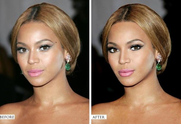IL FAUDRAIT BANNIR LES IMAGES PHOTOSHOPPEES DANS NOS MAGAZINES ? (Beyonce)